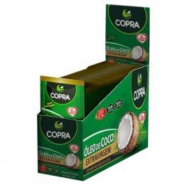 Óleo Coco Extra Virgem (40 sachês - 15ml)